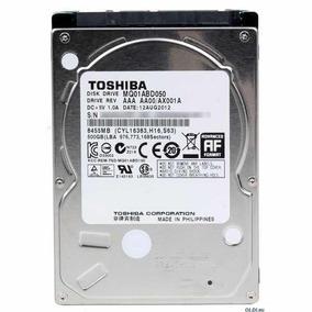 Hd Toshiba Para Notebook 500gb