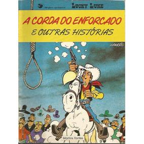 Lucky Luke A Corda Do Enforcado E Outras Histórias Ano 1986