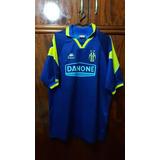 Rara Camisa Juventus Itália Kappa Azul Tamanho G Número 10 16824e222b6a8