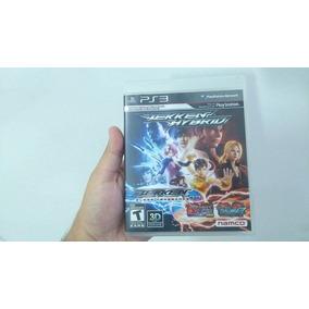 Tekken Hybrid Em Excelente Estado! Frete Grátis Por Cr!