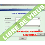 Reset Epson Workforce 2750 Wf2760 Corrige Error Almohadillas