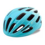 Capacete Ciclismo Bike Giro Isode Igual Trinity Azul Glacial