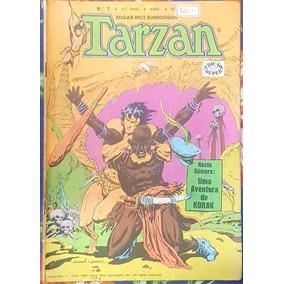 Tarzan, Nº 07 (3ª Série)