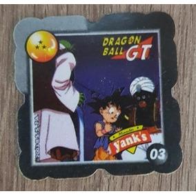 Tazo Dragon Ball Gt - Número 03