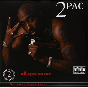 2pac All Eyez On Me Explicit Lyrics Lp