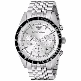 da87906ecf6 Relogio Emporio Armani Ar 5869 Branco - Relógios De Pulso no Mercado ...