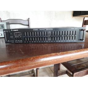 Cygnus Stereo Graphic Equalizer Geq-1012 Black Com Alças