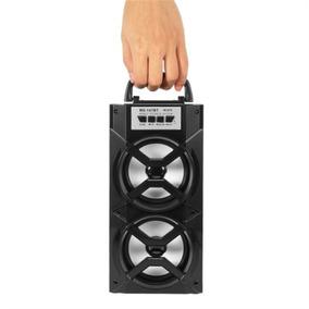 Caixa De Som Ms-146bt Mobile Multimedia Speaker Com Bluetooh
