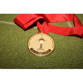 Medalla De Campeón De Boca Juniors Año 2000 ! Original Unica