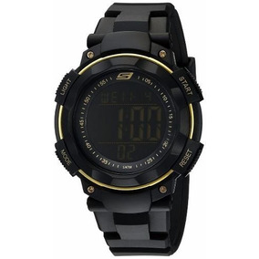 Reloj Skechers Sr1019 Digital Display Black Para Hombre