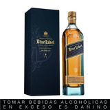 Whisky Johnnie Walker Blue Label / Etiqueta Azul 750 Ml