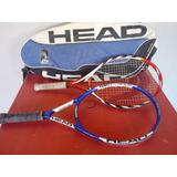 Raquetas De Tenis Marca Head Consu Bolso