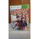 Bioshock Infinite (con Manual) Xbox 360 Od.st