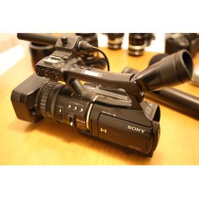Duas Camera Sony Hdr V1n