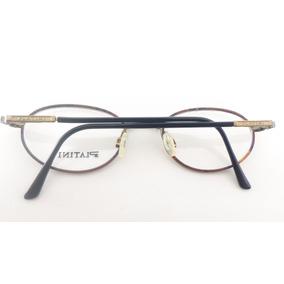 Oculos Platini Redondo - Óculos no Mercado Livre Brasil 3fb17bc637