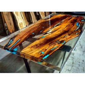 Resina Epoxica Cristal Transparente Suave Y Dura