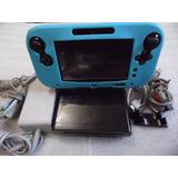 Wii U De 32gb Negra Con 12 Juegos Digitales Y Hdd De 320gb