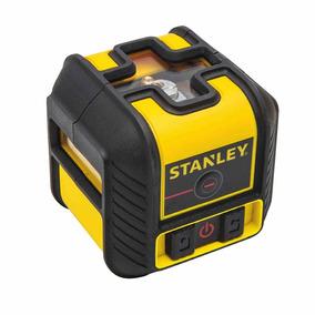 Nivel Laser Cruz Cross90 Linea Roja Superficie Plana Stanley