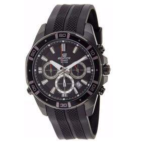 b17b8d05148 Relógio Casio Edifice Wr100m Masculino - Relógios De Pulso no ...