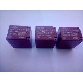 Rele 875b-1ch-f-v U03 24 V 2 Pçs