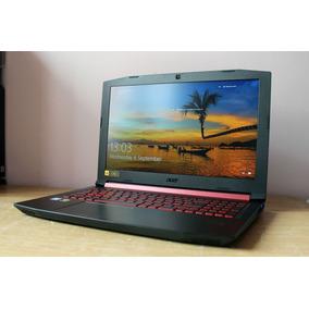 Laptop Gamer Acer Nitro 5 Geforce Gtx 1050 Ti Ssd