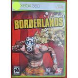 Borderlands Para Xbox 360