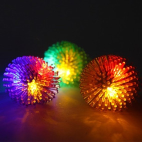 50 Anillos Luminosos Led Colores De Goma
