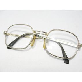 66fca3e6f83 Oculos Antigo A Ouro - Óculos no Mercado Livre Brasil
