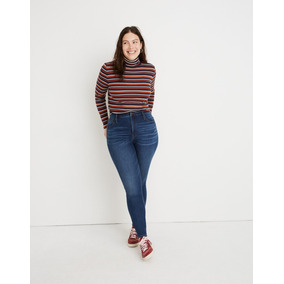 Jeans De Mujer Original Madewell Tipo American Eagle. Skinny