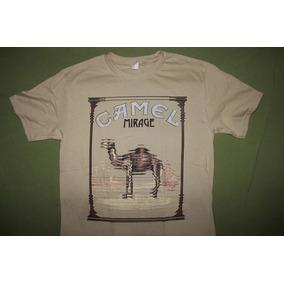 Gusanobass Playera Rock Metal Prog Camel Mirage Gde