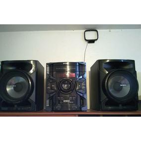 Equipo De Sonido Marca Sony Modelo Gtr333
