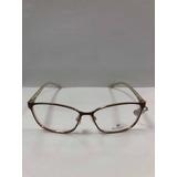 62aba890d2a47 Óculos De Grau Feminino Bulget Bg1494 07as  56
