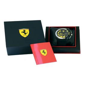 Relógio Scuderia Ferrari Masculino Original
