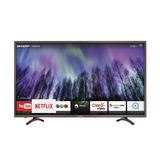 Smart Tv Led Sharp 50 Sh5020kuhdx Netflix Full Hd Envios