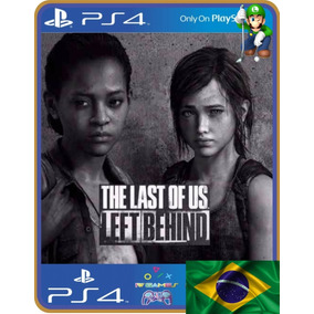 The Last Of Us: Left Behind Stand Alone Portugues Ps4 1