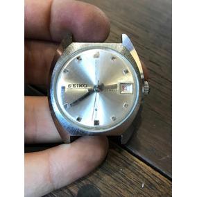Relógio De Pulso Seiko Antigo Automatic Calendario