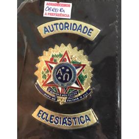 4a6ab1be2 Carteira De Vigilante Patrimonial Com Brasão - Bagagem e Bolsas no ...