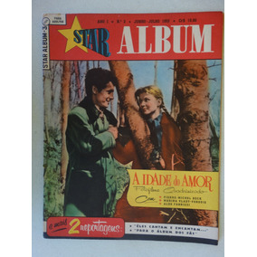 Star Album Nº 3! Ebal Jun-jul 1957!