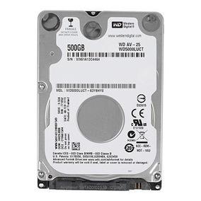 Hd Notebook 500gb Western Digital Wd5000luct Slim