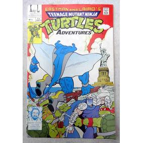 Teenage Mutant Ninja Turtles - Tartarugas Ninja - Nº 1 -1989