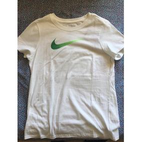 5b04a73896f1f Nike Mujer - Playeras Blanco en Estado De México en Mercado Libre México