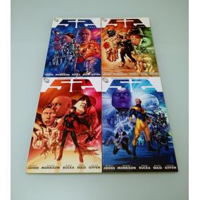Dc Comics 52 As Semanas Que Redefiniram O Universo Completo