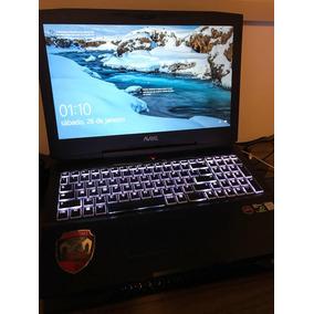 Notebook Gamer Avell Titanium G1513 Mxti