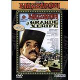 Dvd Mazzaropi O Grande Xerife - Original Lacrado