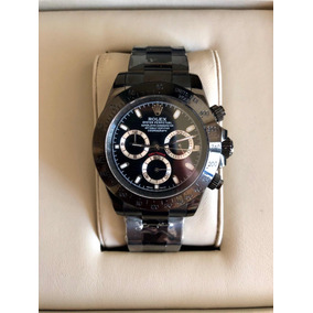d439ea35661 Relogio Rolex Daytona Black - Joias e Relógios no Mercado Livre Brasil