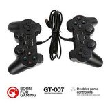 Marvo Gt-007 Game Pad Usb Doble (gadroves)