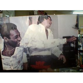 Cartaz Do Filme Os Trombadinhas - Pelé