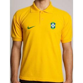 Camisa Seleção Do Panamá - Pólos Manga Curta Masculinas no Mercado ... ddb46c45dee74