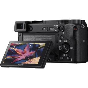 Sony A6300 + 2 Lentes + 2 Baterias Envio Imediato