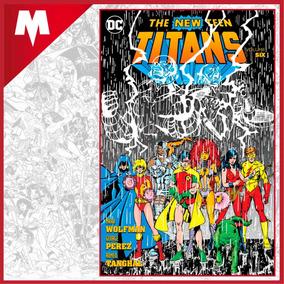 The New Teen Titans Vol 6 Dc Comics Tp Inglés Nuevo